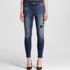 NWOT Mossimo High Rise Power Stretch Jeggings